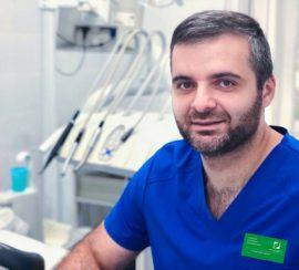 Огмрцян Бениамин Арменакович